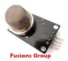 Natural Gas CNG and LPG Gas Sensor Module