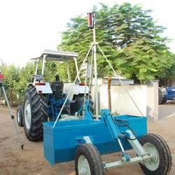 LASER  CONTROL SYSTEM FOR LAND LEVELING MACHINES